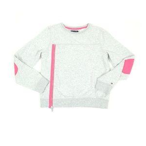 TOMMY HILFIGER sweatshirt, girl's size XL